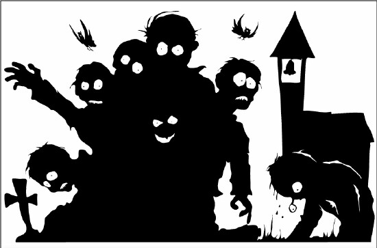 future zombies
