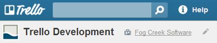 Trello Development - Trello