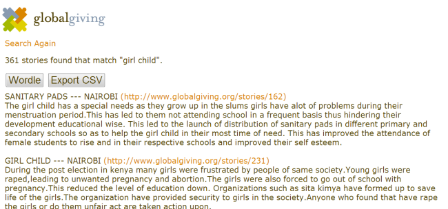 2-Stories from www.globalgiving.org-stories