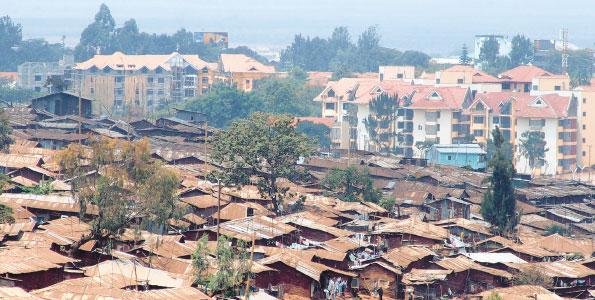 kibera high rise apartments