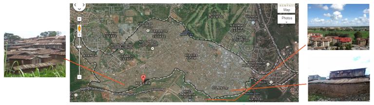 kibera-high-rise-vs-hovels