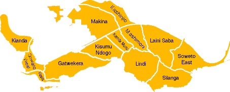 Kibera-Villages