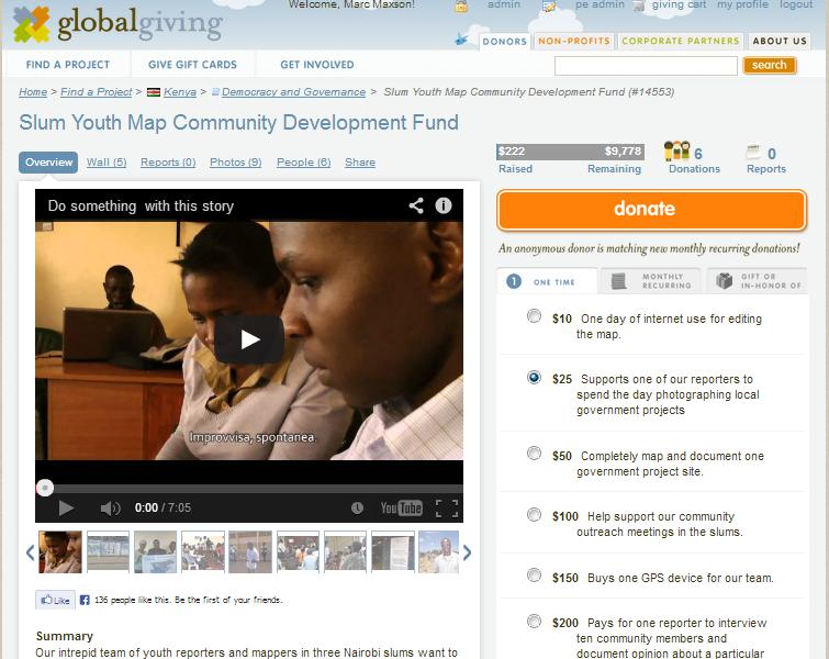 map-kibera-cdf-project-globalgiving