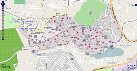 open-kibera-map