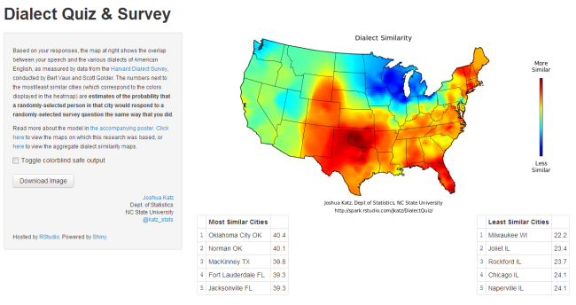 Dialect Quiz & Survey-fullsize