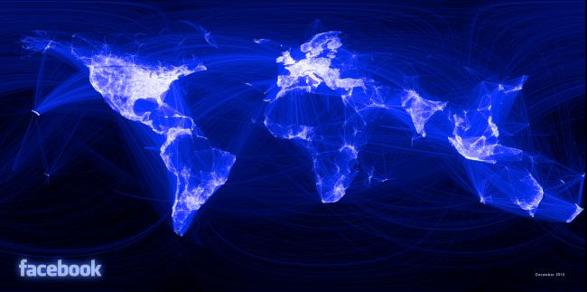 facebook global network