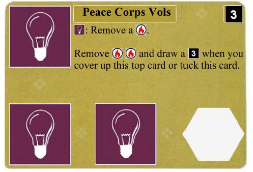 peace corps vols