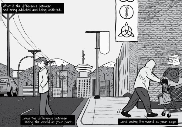 Rat Park drug experiment cartoon – Stuart McMillen comics