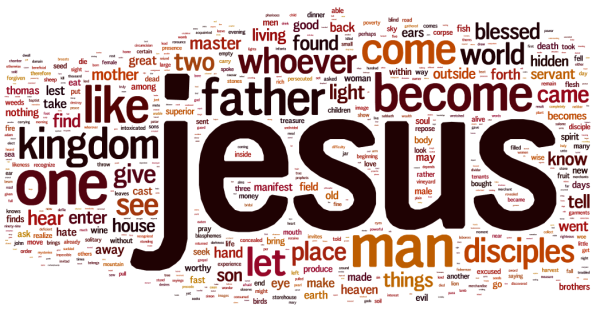 gospel thomas wordle
