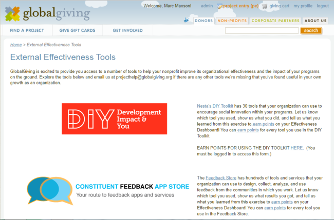 external learning tools
