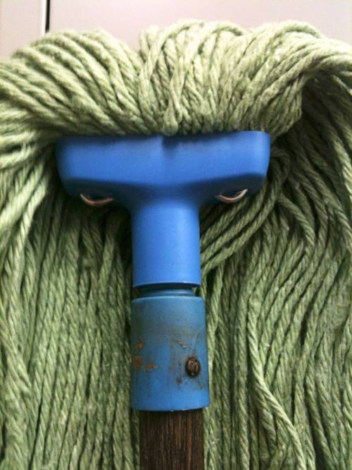 angry mop
