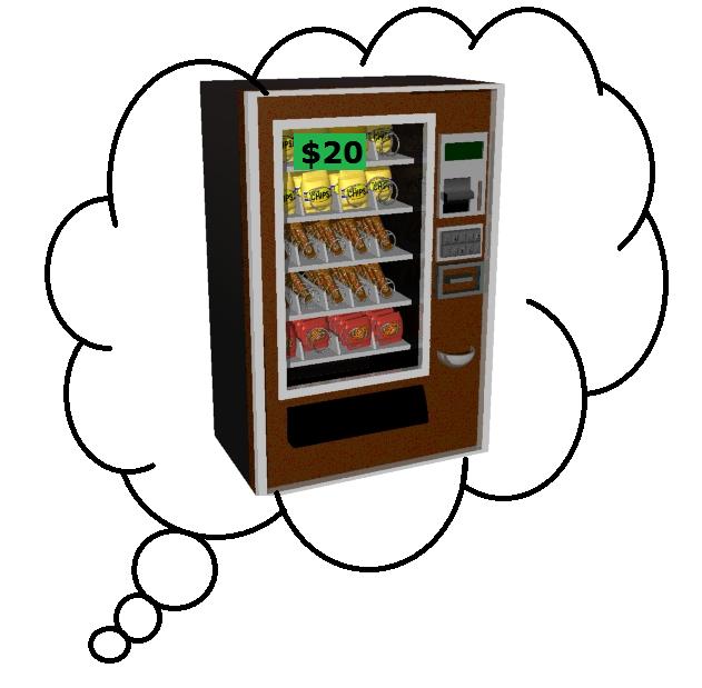 subsidy vending machine