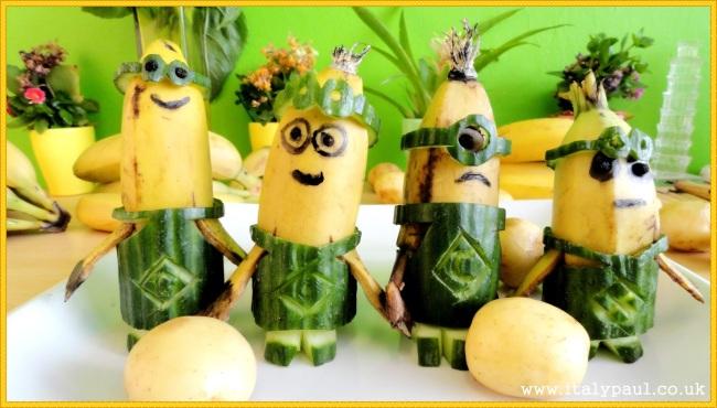 Minions Banana 3